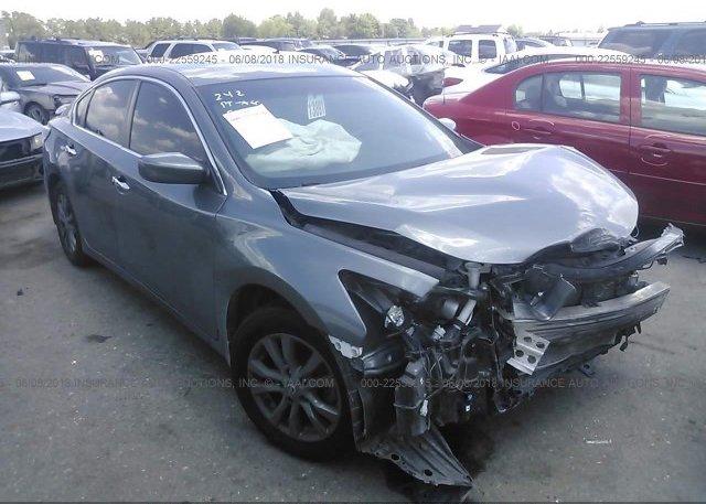 Inventory #685647621 2015 Nissan ALTIMA