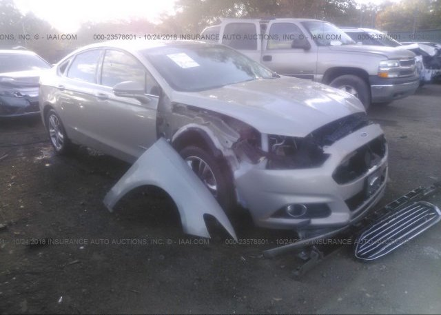 Inventory #298335759 2015 FORD FUSION