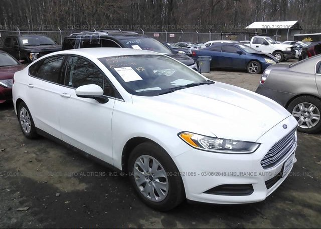 Inventory #416685180 2014 FORD FUSION