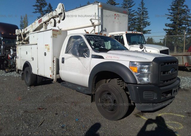 Inventory #481001587 2013 FORD F550