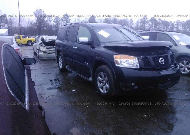 Inventory #443144665 2008 Nissan ARMADA