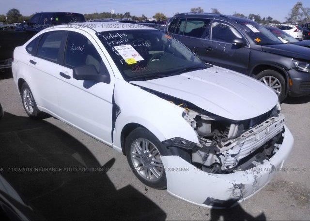 Inventory #357517974 2008 FORD FOCUS