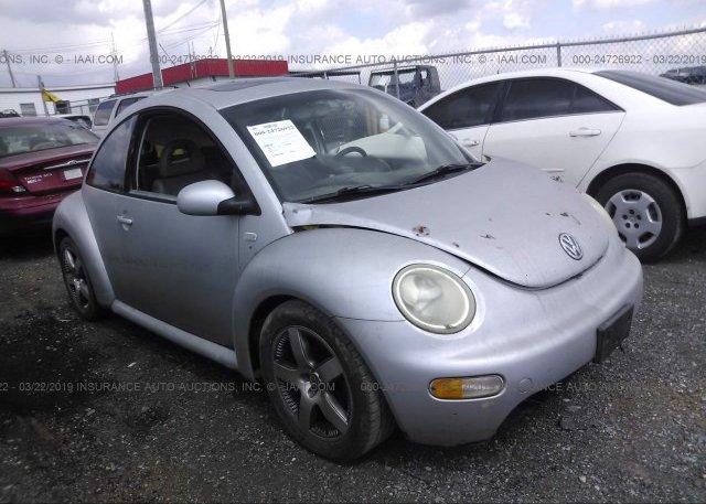 Inventory #208453988 2001 Volkswagen NEW BEETLE