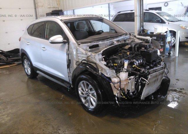 Inventory #671708566 2018 Hyundai TUCSON