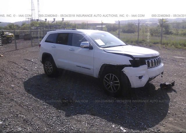 Inventory #688211024 2017 JEEP GRAND CHEROKEE