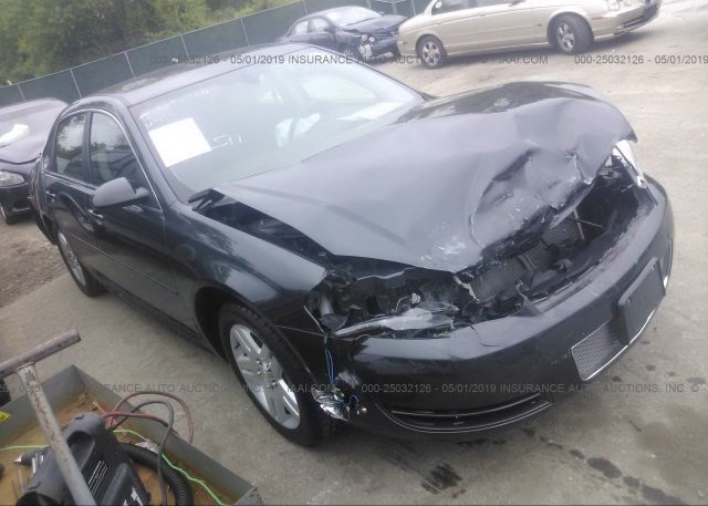 Inventory #339127825 2016 Chevrolet IMPALA LIMITED