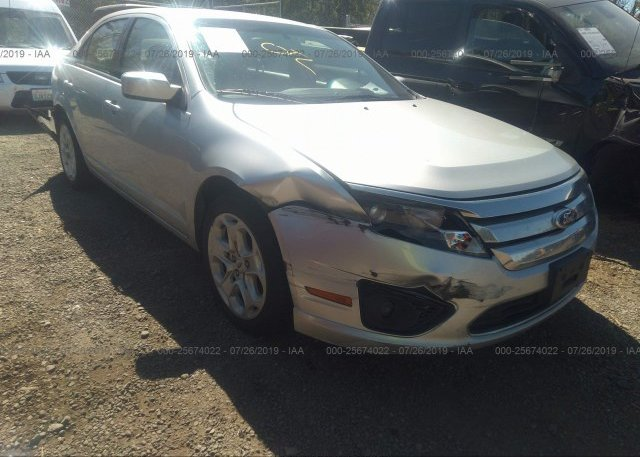 Inventory #652838120 2011 FORD FUSION