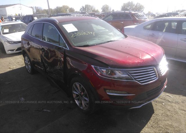 Inventory #886830190 2017 Lincoln MKC