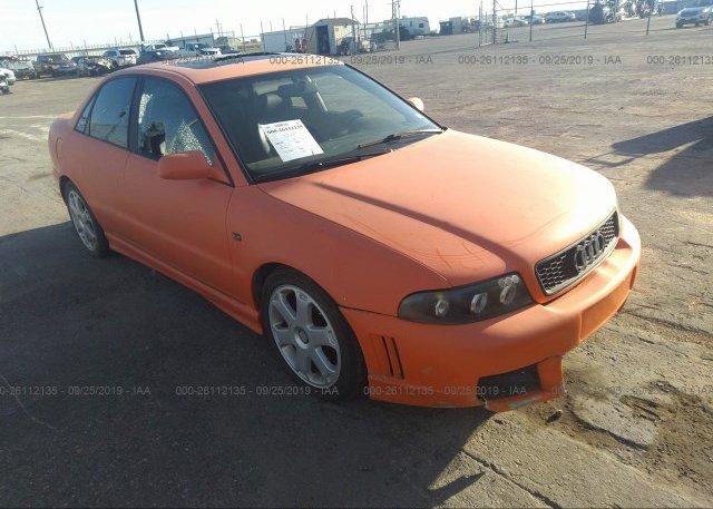 Inventory #953379528 2001 AUDI A4