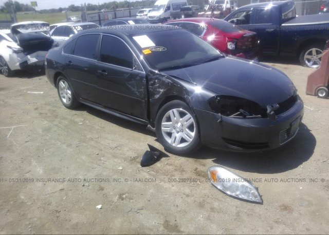 Inventory #266171857 2014 Chevrolet IMPALA LIMITED