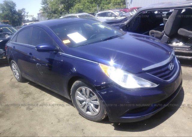 Inventory #605837358 2013 Hyundai SONATA