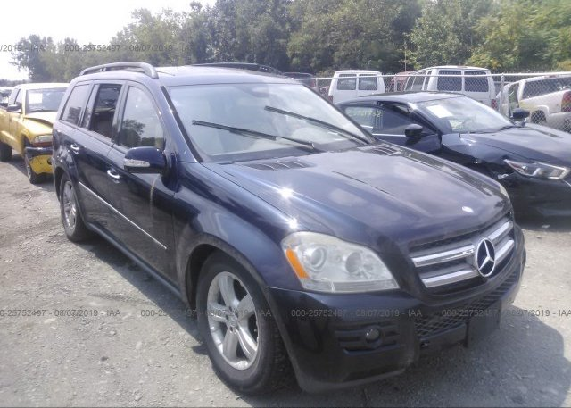 Inventory #438417755 2007 Mercedes-benz GL
