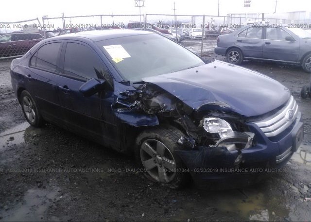 Inventory #284036743 2007 FORD FUSION