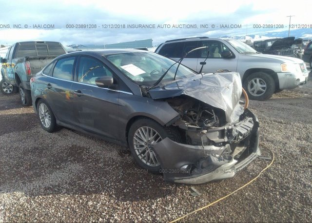 Inventory #333261831 2012 FORD FOCUS