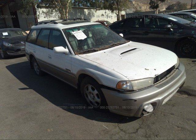 Inventory #564168503 1998 Subaru LEGACY