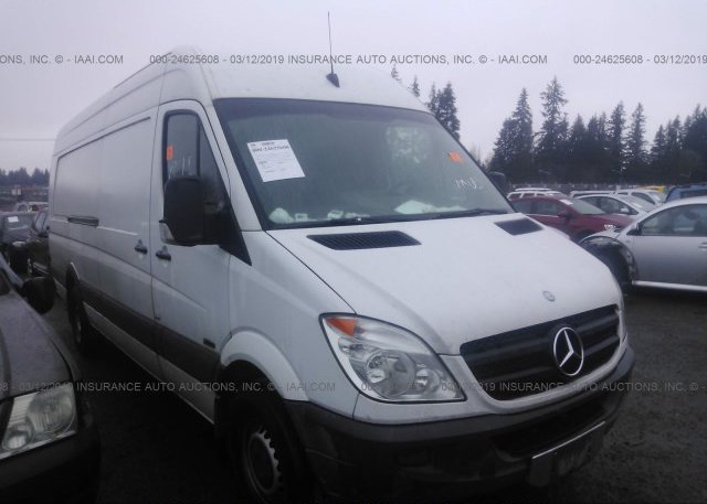 Inventory #275628742 2011 Mercedes-benz SPRINTER