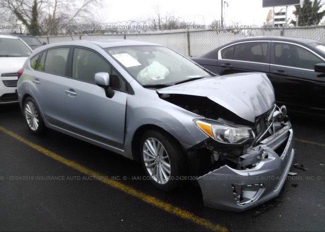 Inventory #412951554 2014 Subaru IMPREZA