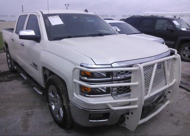 Inventory #997686259 2014 Chevrolet SILVERADO