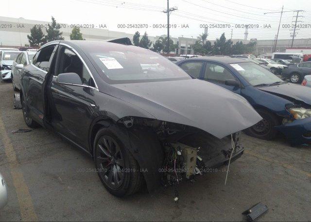 Inventory #677267265 2018 Tesla MODEL X
