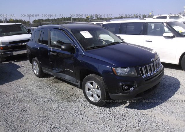 Inventory #148081373 2014 JEEP COMPASS