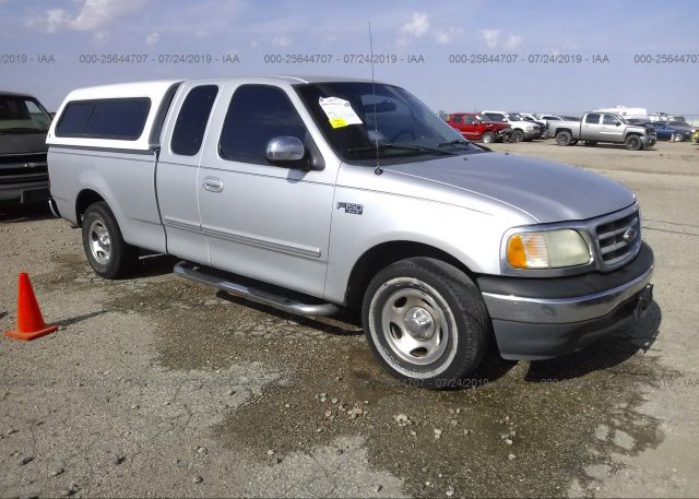 Inventory #733601577 2000 FORD F150