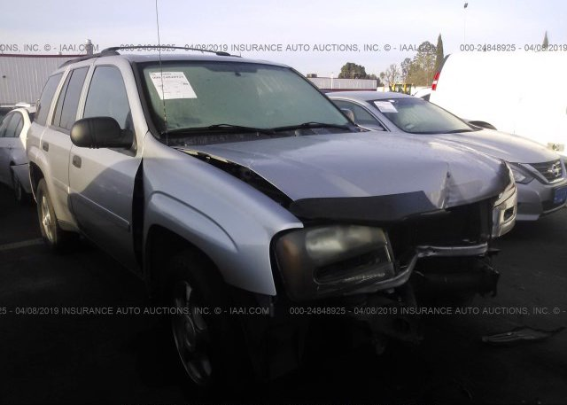 Inventory #257191402 2008 Chevrolet TRAILBLAZER