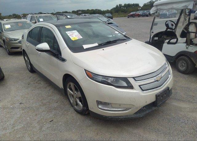 Inventory #958758340 2012 Chevrolet VOLT