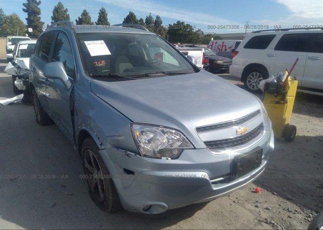 Inventory #884381850 2013 Chevrolet CAPTIVA