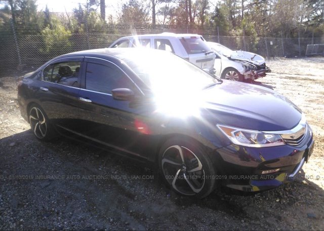 Inventory #831473431 2016 Honda ACCORD