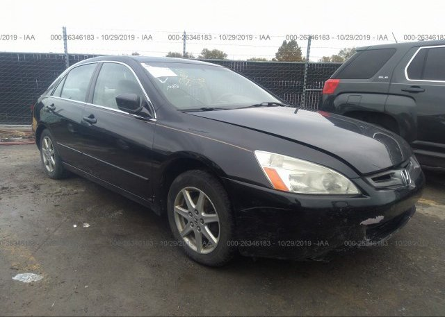 Inventory #825418059 2004 Honda ACCORD