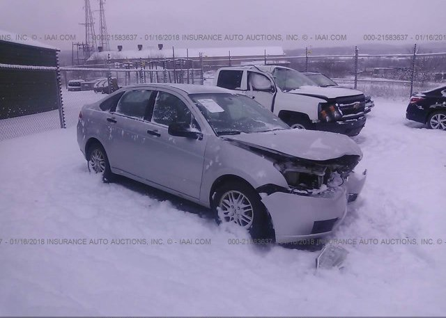 Inventory #363105181 2009 FORD FOCUS