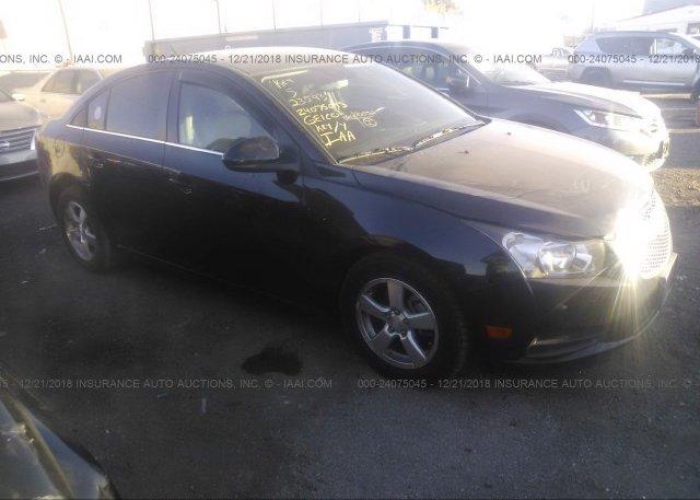 Inventory #673587688 2013 Chevrolet CRUZE