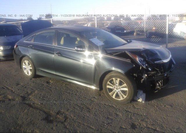 Inventory #467754619 2014 Hyundai SONATA