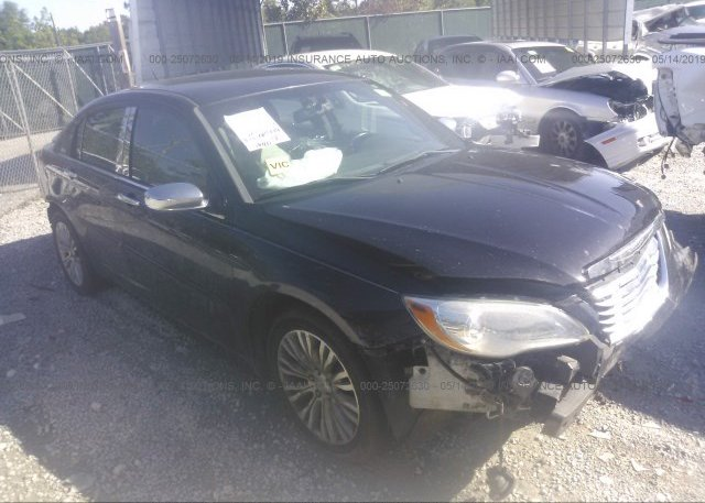 Inventory #813071834 2011 Chrysler 200