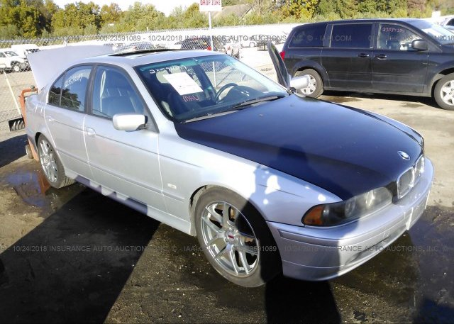 Inventory #820354394 2002 BMW 530