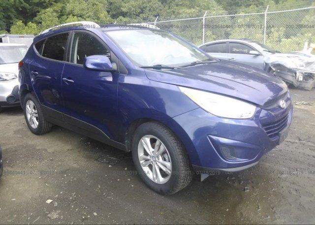 Inventory #160301206 2010 Hyundai TUCSON