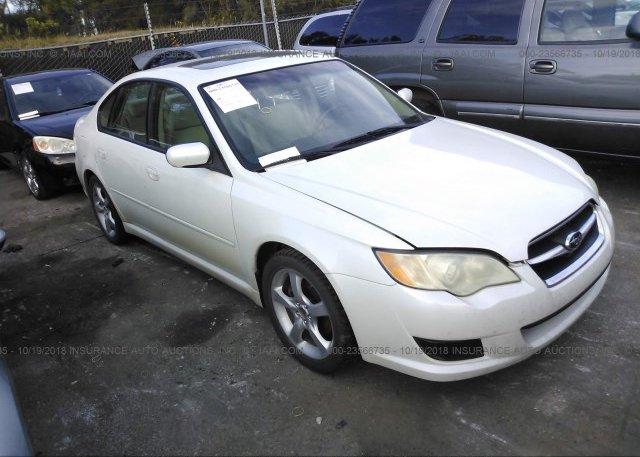 Inventory #470357204 2009 Subaru LEGACY