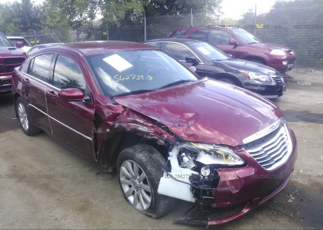 Inventory #792162159 2012 Chrysler 200