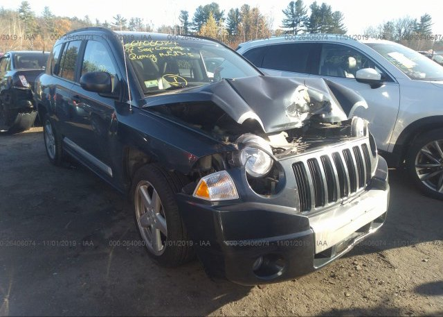 Inventory #897278210 2007 JEEP COMPASS