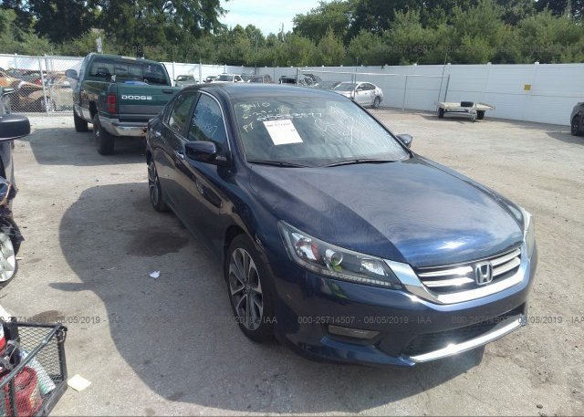 Inventory #734653471 2015 Honda ACCORD