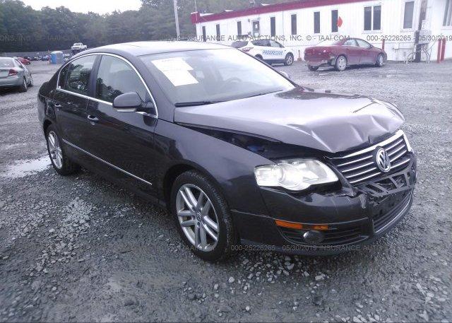 Inventory #557371289 2008 Volkswagen PASSAT