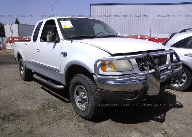 Inventory #991818676 2001 FORD F150