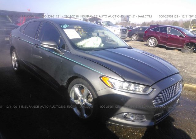 Inventory #929215829 2013 FORD FUSION