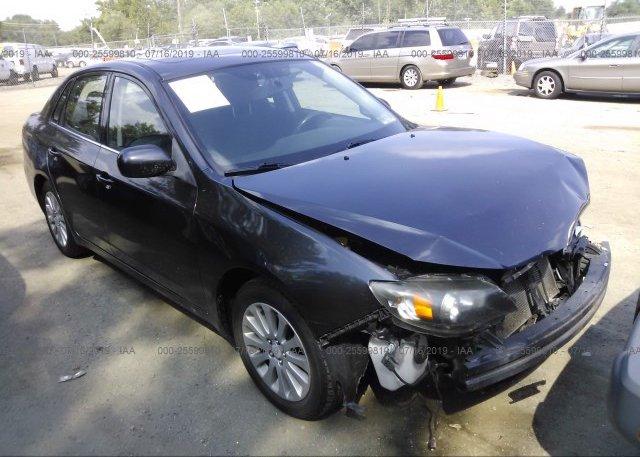 Inventory #866187679 2011 Subaru IMPREZA