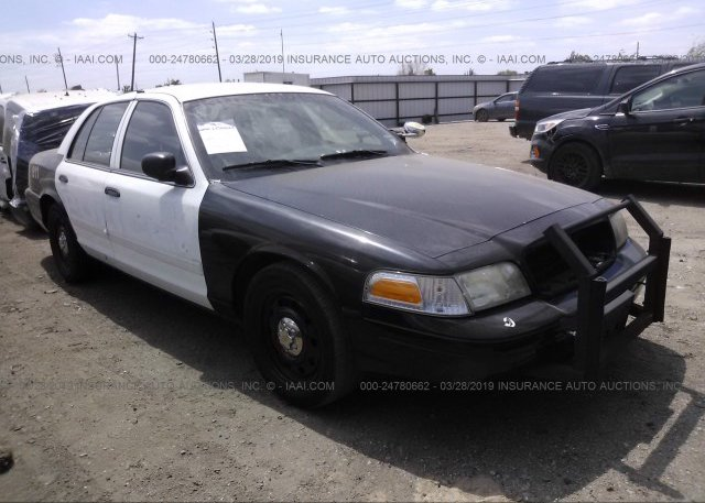 Inventory #854574195 2011 FORD CROWN VICTORIA