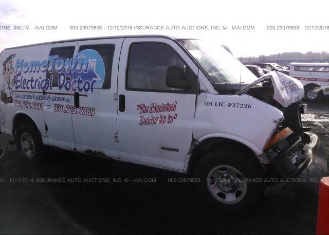 Inventory #453351689 2005 Chevrolet EXPRESS G2500