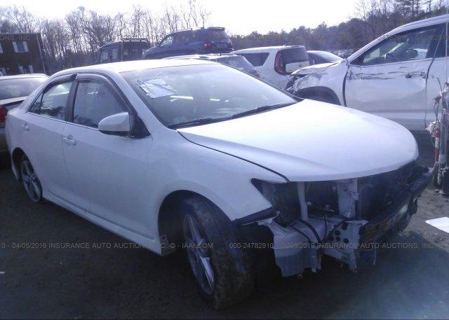Inventory #158380219 2012 Toyota CAMRY
