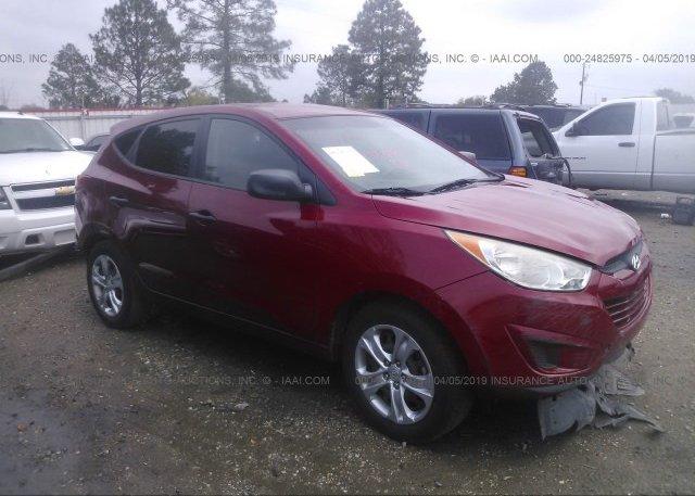 Inventory #434452419 2013 Hyundai TUCSON