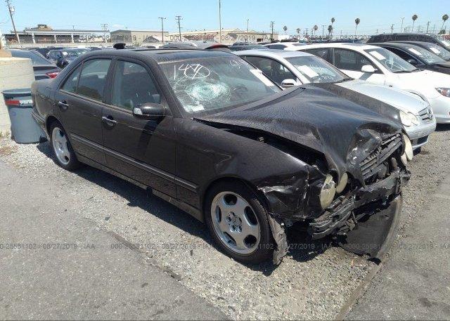 Inventory #255914119 2001 Mercedes-benz E