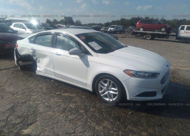 Inventory #907250656 2013 FORD FUSION